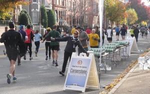 Cornerstone Appraisal & Restoration Services sponsors the Trenton Double Cross Half Marathon & 10K