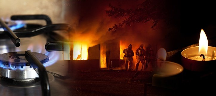 The Top Causes of Fire Damage